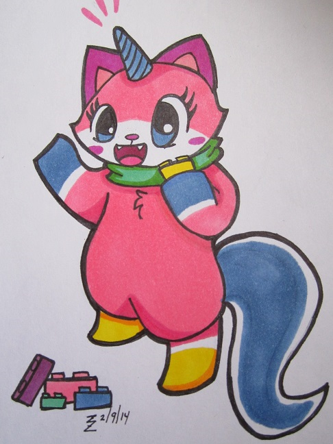 Unikitty! by Noxxic-Starr