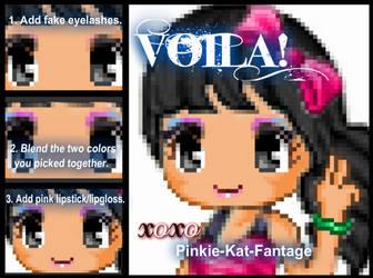 Make Up Tutorial #1 by pinkie-kat-fantage