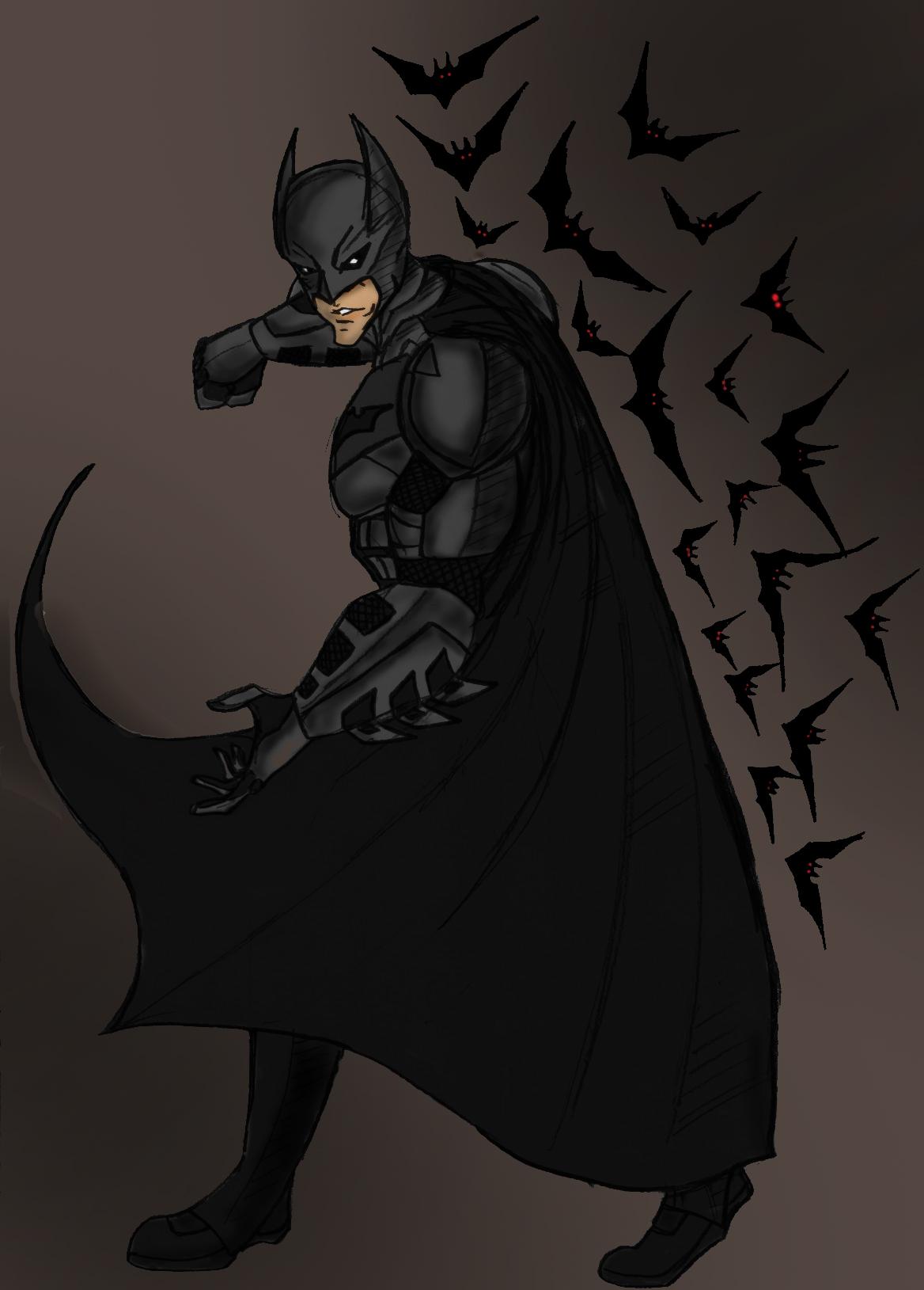 batman in darkest knight pdf