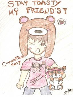 CinnamonToastKen Chibi