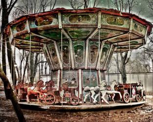 Mary-go-round by DarkJade21