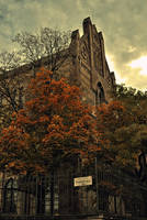 Budapest In The Fall by DarkJade21