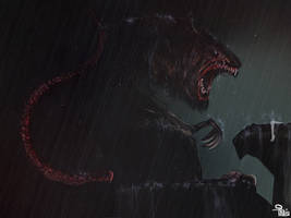 rat god by Prophetharm