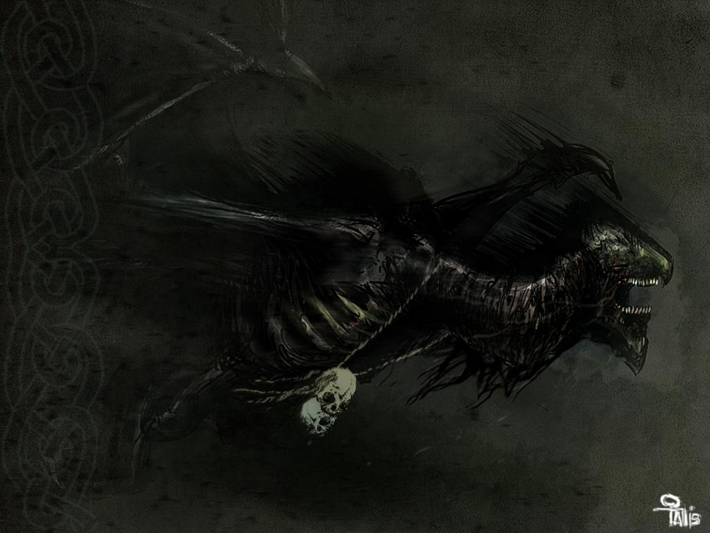 harpy by Prophetharm