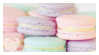 Pastel Macaroons Stamp by Fading-Feather