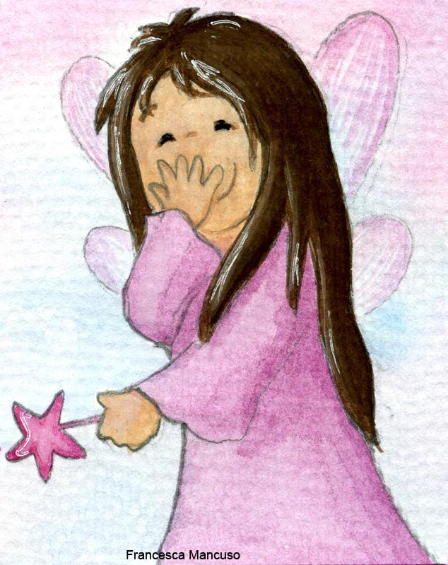 Mischievous Fairy by dreamsaddict on DeviantArt