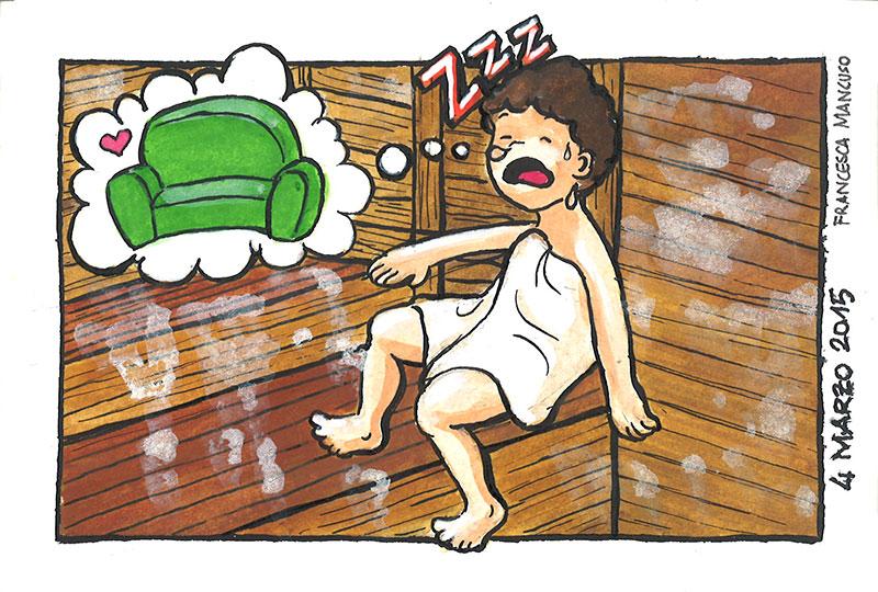 Sauna by dreamsaddict