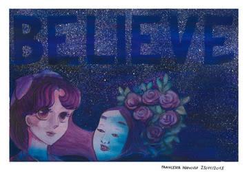 Maya Kitajima - Believe by dreamsaddict