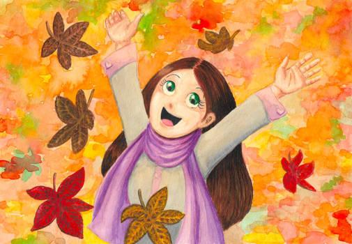 I love October!