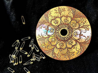 CD ART -  Just Gold and Copper
