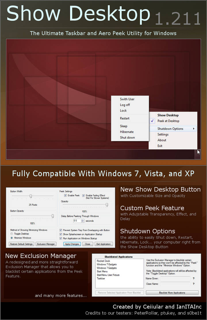 Show Desktop by CeIIular