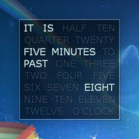 Text Clock by CeIIular