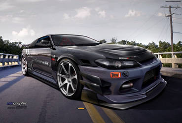 Nissan s15 by edcgraphic
