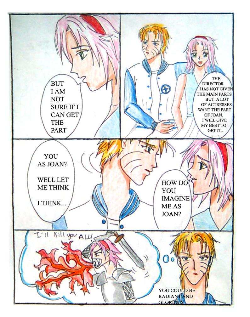 Narusaku Lemon Oneshot naruto worries 2 page ...