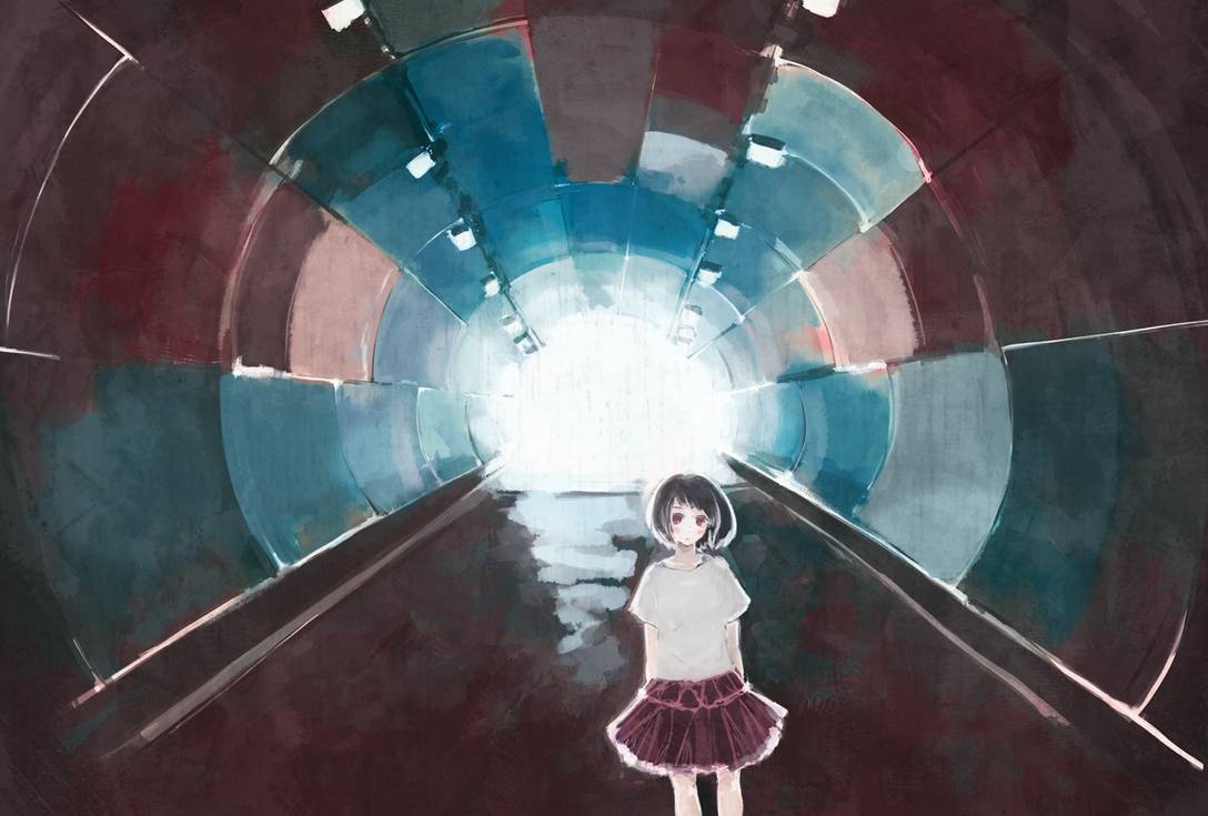Tunnel by tataaat