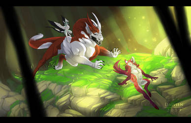 FoD | Forest Run by Daivien