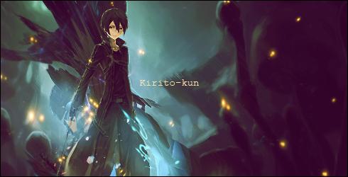 Kirito by ObitoxD