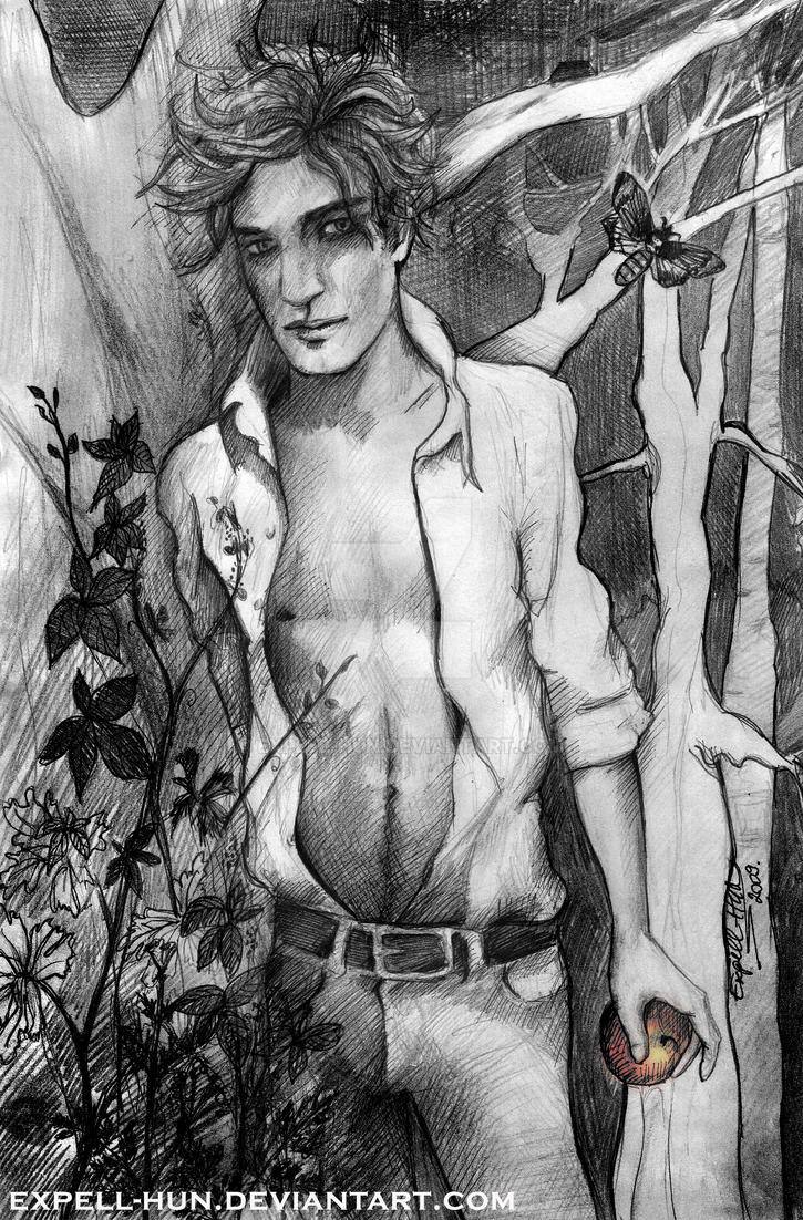 Edward Cullen by Expell-HUN