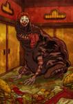 No-Face McDonald by korintic