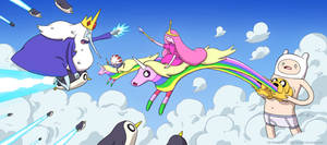 Adventure Time by korintic
