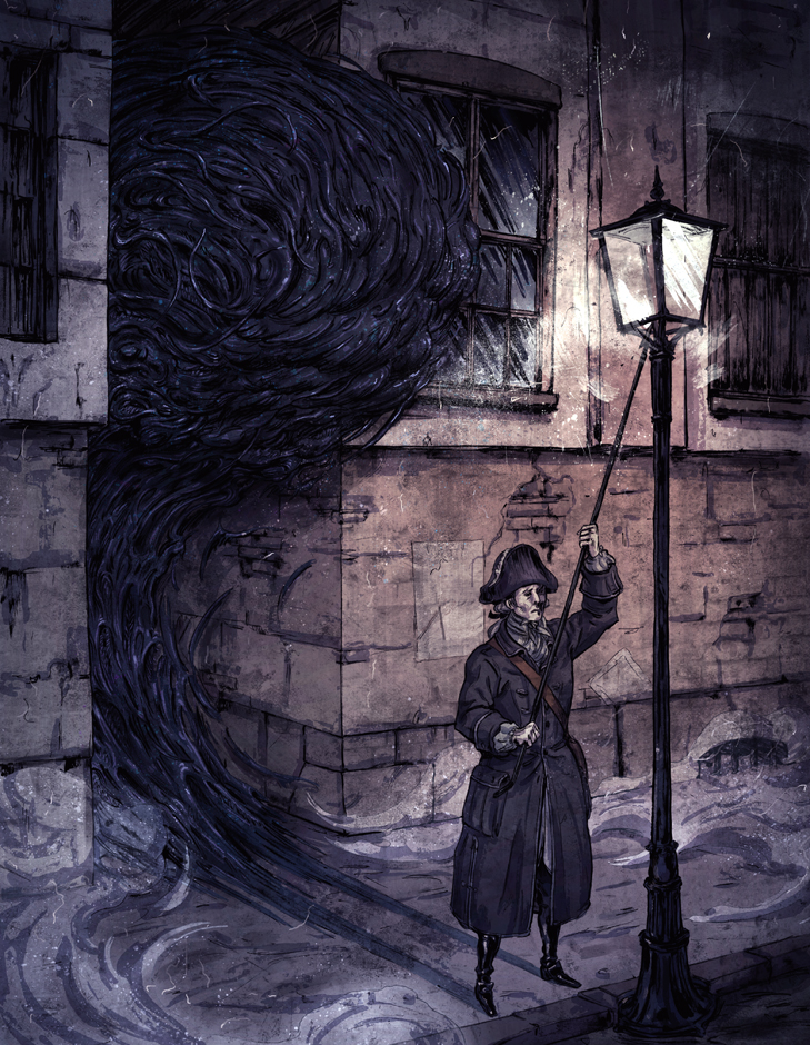 Elegant Lamplighter By Korintic Lamplighter ...