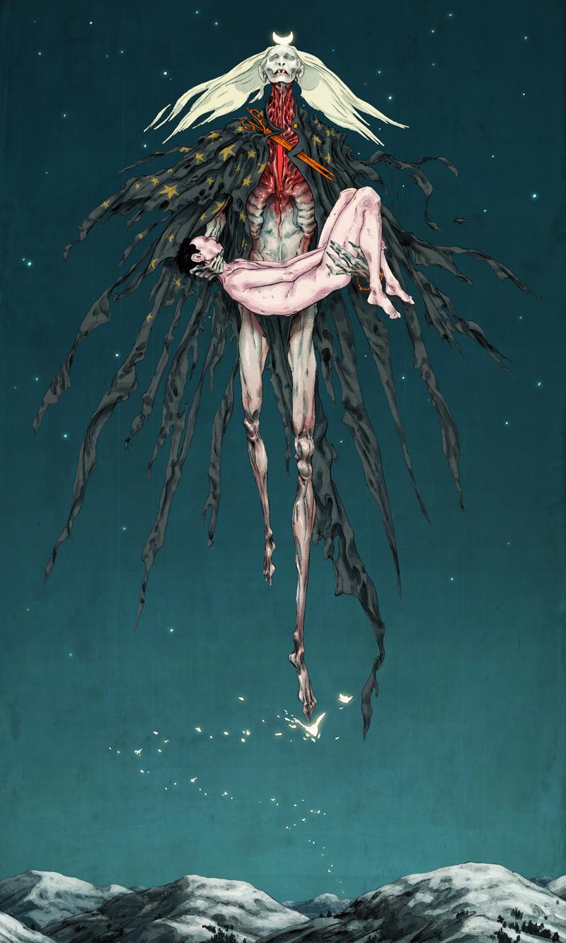 Lukoje - Night Prince by korintic