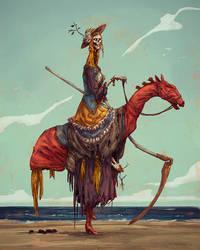 Death on a Hobby Horse
