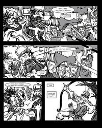 Medieval Page 1 Inked by acarson333