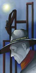 Undead Gunslinger by acarson333