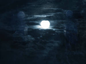 Moon Gate Texture