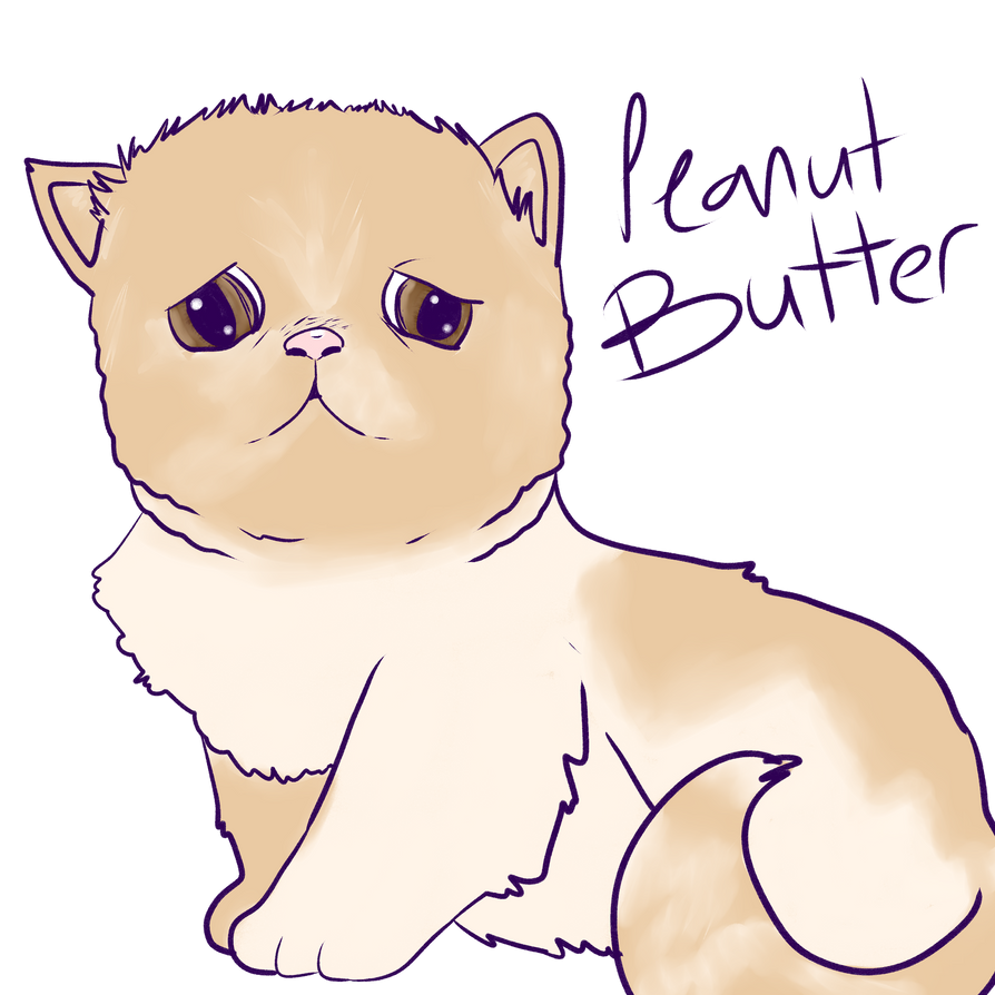 Peanut Butter by JaqulineDKimi