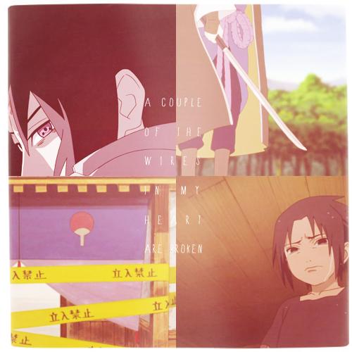 Uchiha Sasuke by iMySaiyajin