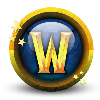 WOW DOCK ICON by simtriax