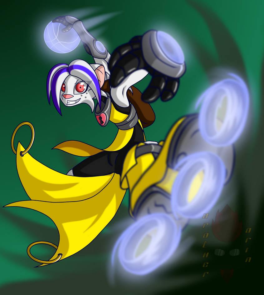 Spellbound Character Data: Miogei