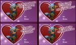 Zojja's Valentine Card Collection