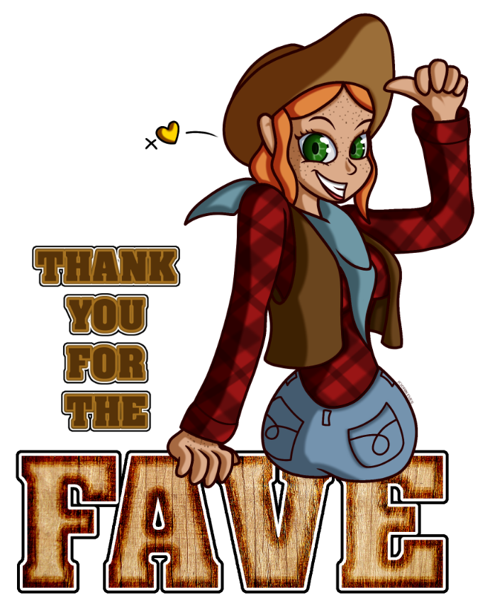 Thanks for the Fave! by Brother-Orin