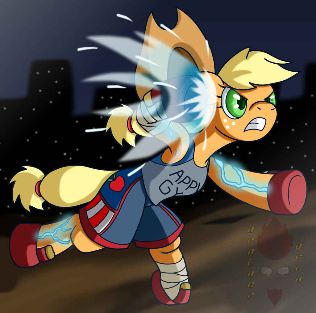 Killer Friendship: AJ Combo by Brother-Orin