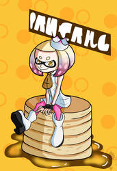 Splatoon: Team Pancake by Brother-Orin