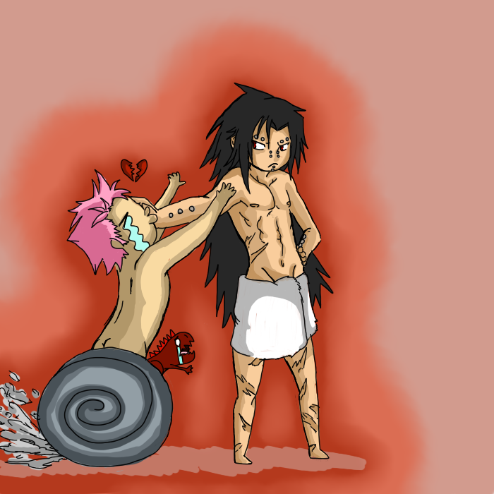 Fairy Tail Yaoi Gajeel