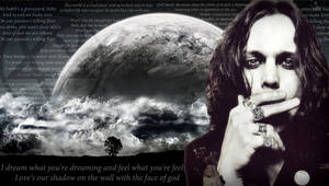 Ville Valo Dream Background by Yamtharf