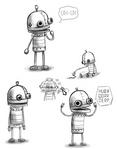 Machinarium-bot