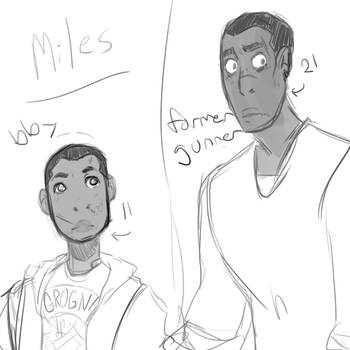 fo4 oc miles by melxncholly