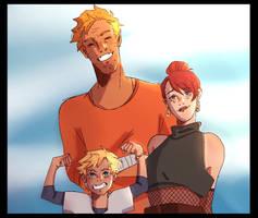 Family Photo (au)