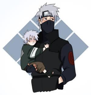 Papa and Shiro