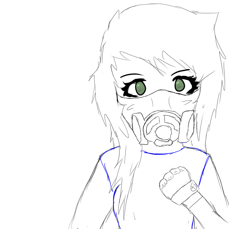 wip that ill never finish lol by NicoleFrost