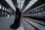 Waiting for the train... (Capucine Henry Serie)