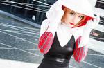 Spider Gwen cosplay IV