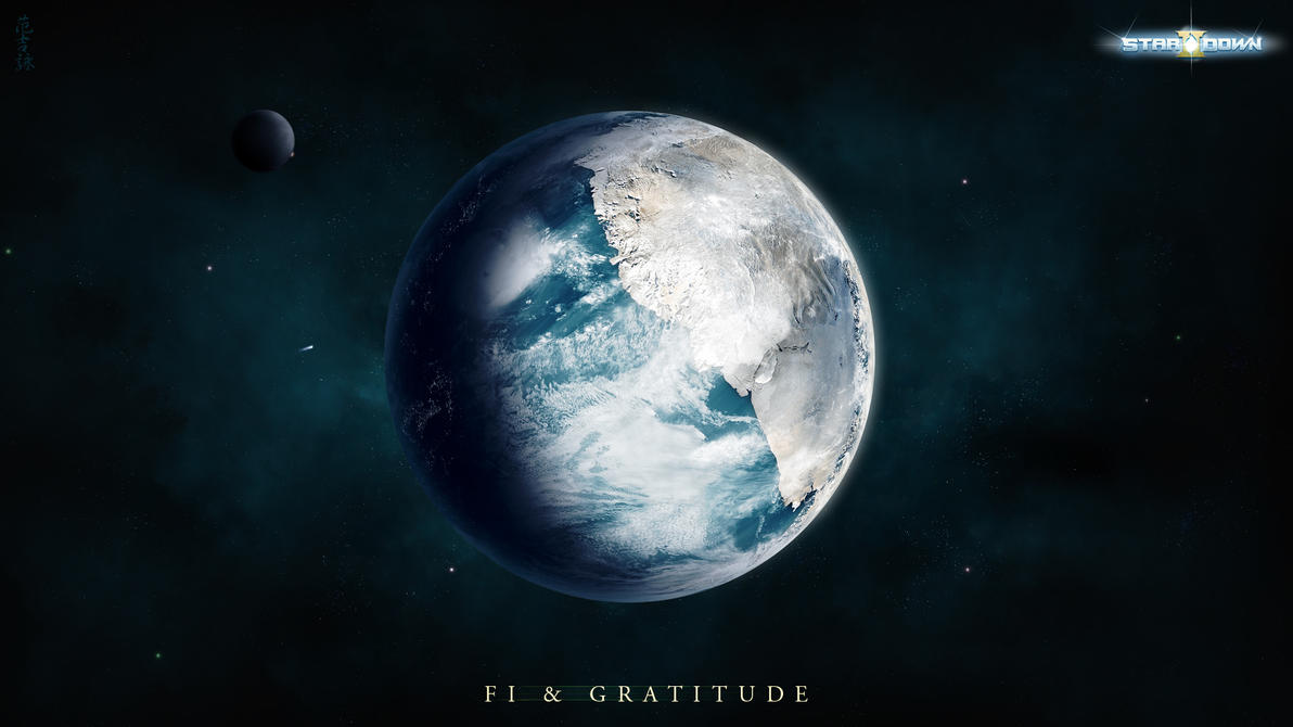 Fi and Gratitude by Jiyong