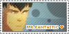 Mr. Fantastic Stamp by ninja-doodler