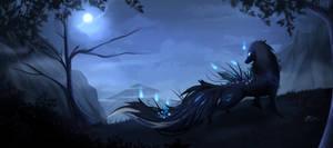 Solitude by Fernfir